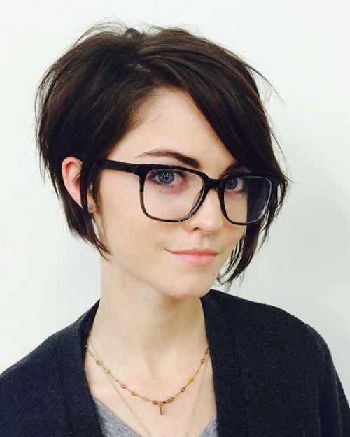 Short Female Hair Styles Prepossessing Best 25 Short Hairstyles For Women Ideas On Pinterest  Short .
