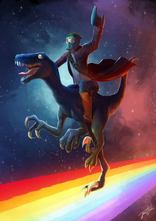 Gay Space Raptor's avatar