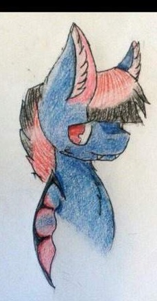 BlueTheBatPony's avatar