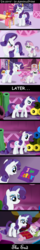 Size: 1024x6404 | Tagged: safe, artist:aleximusprime, rarity, sweetie belle, pony, unicorn, comic:i'm sorry, angry, blank flank, comic, cute, diasweetes, duo, duo female, feels, female, filly, foal, forgiveness, hnnng, mare, paint.net, sad, sleeping