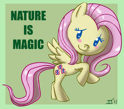 Size: 900x792 | Tagged: safe, artist:johnjoseco, fluttershy, pegasus, pony, blushing, female, mare, photoshop, solo