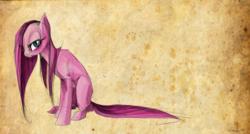 Size: 1000x537   Tagged: safe, artist:nastylady, pinkie pie, earth pony, pony, female, mare, pinkamena diane pie, solo