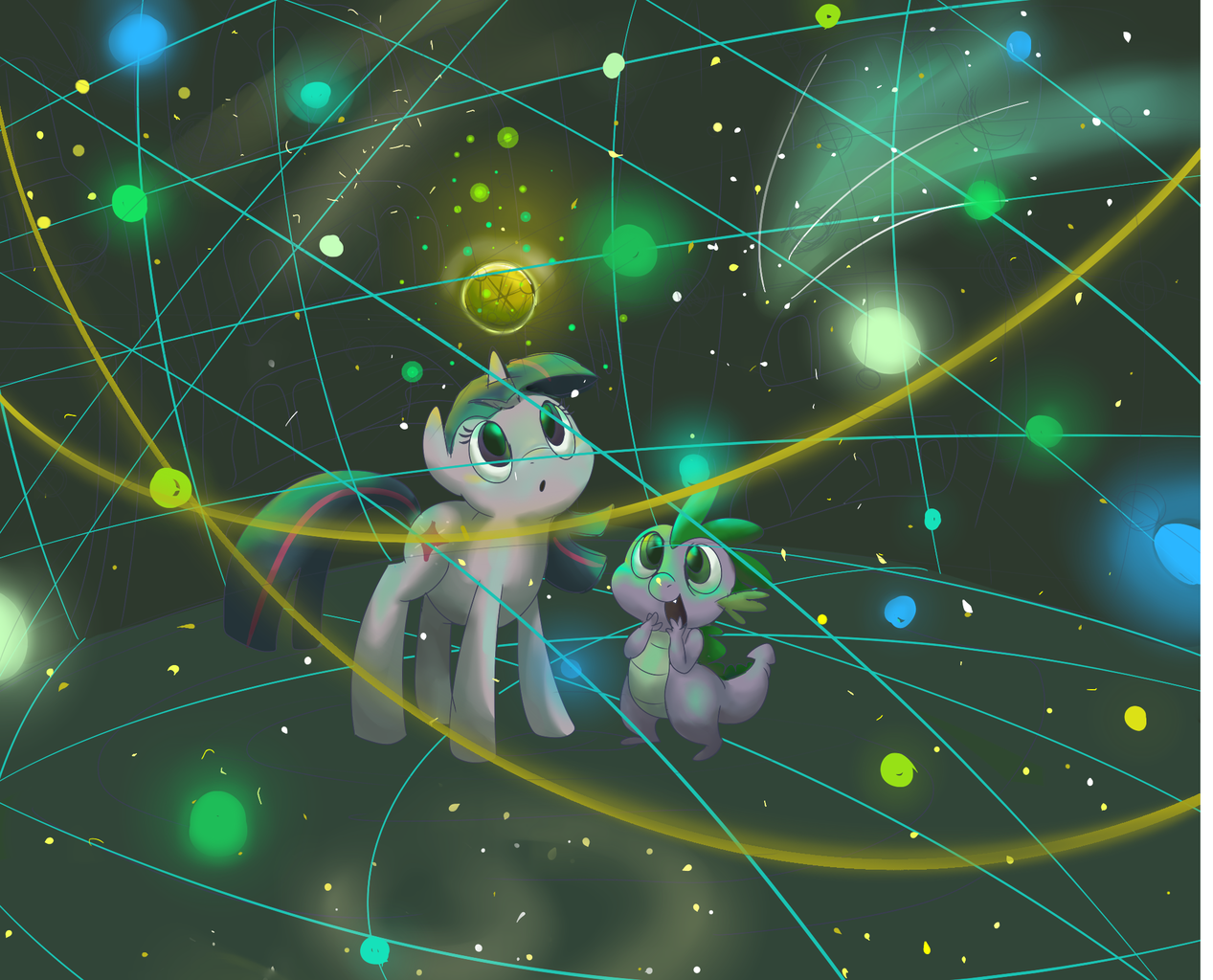 Treasure Planet Star Map.2572 Artist Ponygoggles Crossover Cute Disney Dragon Female