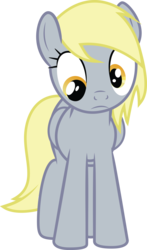 Size: 3008x5129 | Tagged: safe, artist:fallingcomets, derpy hooves, pegasus, pony, female, high res, mare, simple background, solo, transparent background, vector
