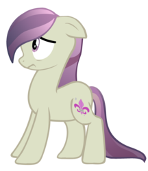 Size: 1734x2009 | Tagged: safe, artist:therises, fleur de verre, crystal pony, pony, the crystal empire, spoiler:s03, simple background, solo, transparent background, vector