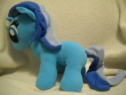 Size: 2592x1944 | Tagged: artist:xsjado78, filly, irl, minuette, photo, plushie, safe, solo