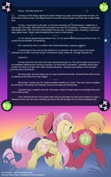 Size: 750x1200 | Tagged: safe, artist:nyaasu, artist:tempo321, big macintosh, fluttershy, female, fluttermac, male, shipping, straight, text, wall of text