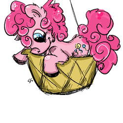 Size: 500x500 | Tagged: artist:stonedsergeant, ms paint, pinkie pie, safe
