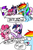 Size: 1280x1947 | Tagged: safe, artist:ghost, applejack, fluttershy, pinkie pie, rainbow dash, rarity, twilight sparkle, earth pony, pegasus, pony, unicorn, comic, dialogue, female, lesbian, mane six, mare, simple background, unicorn twilight, white background