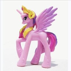Size: 311x310 | Tagged: safe, princess cadance, blind bag, irl, photo, prototype, toy