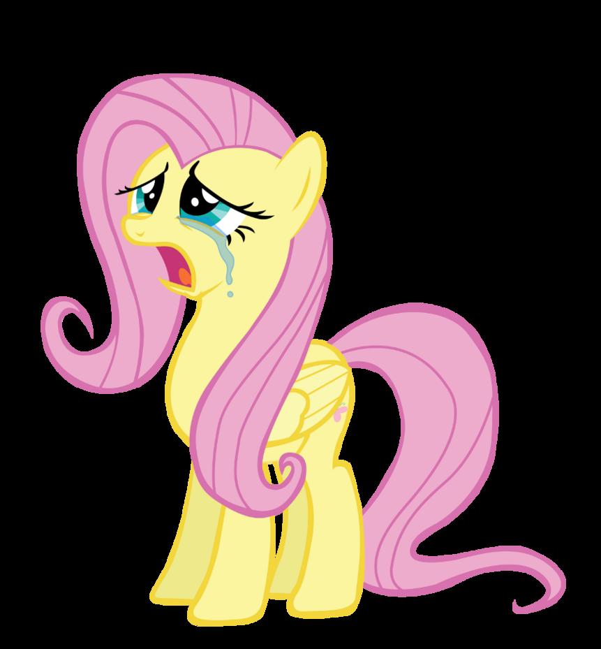 Fluttershy Sad Vector 138812 - artist:kuren19, artist:kuren247, crying ...