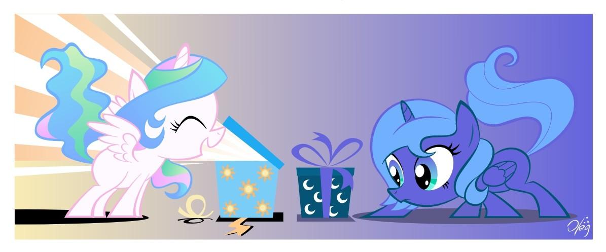 my Little Pony Filly Celestia my Little Pony Friendship
