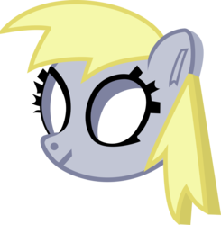 Size: 3000x3063 | Tagged: safe, artist:jessicat0, derpy hooves, pegasus, pony, hurricane fluttershy, .svg available, female, mare, mask, simple background, transparent background, vector
