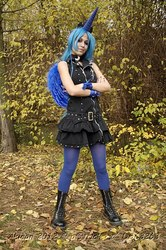 Size: 426x640 | Tagged: artist:denis-nanaoosaki, cosplay, human, irl, irl human, photo, princess luna, safe, solo