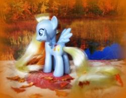 Size: 616x477 | Tagged: safe, artist:salli, autumn skye, pony, custom, g3, g3 to g4, generation leap, irl, photo, solo, toy