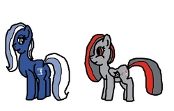 Size: 950x608 | Tagged: safe, artist:pony87xyz, oc, oc only, browser ponies, facebook, ponified