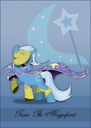 Size: 632x886 | Tagged: safe, artist:sip, trixie, pony, unicorn, fanfic art, female, mare, mask, of mares and magic, solo