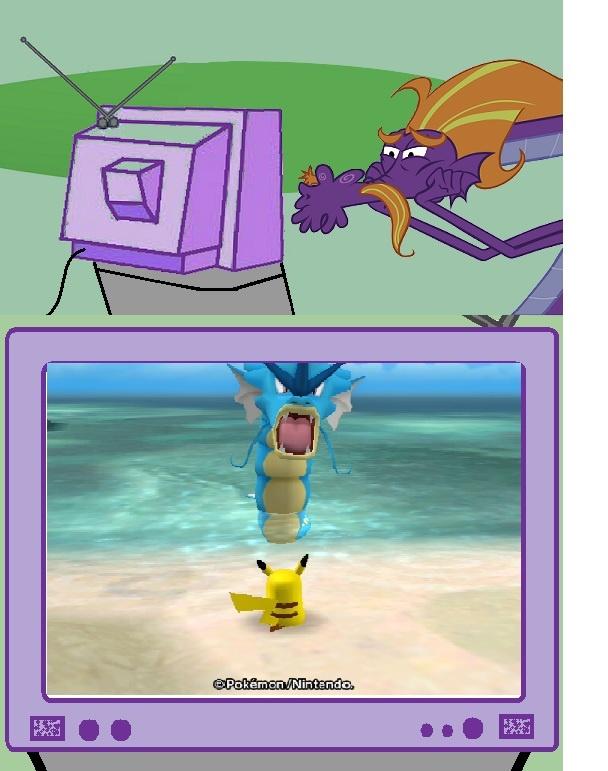 full 155296 exploitable meme, from ponibooru, gyarados, meme, pikachu