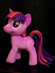 Size: 2748x3664 | Tagged: custom, funrise, irl, mod, photo, plushie, pony, safe, solo, twilight sparkle
