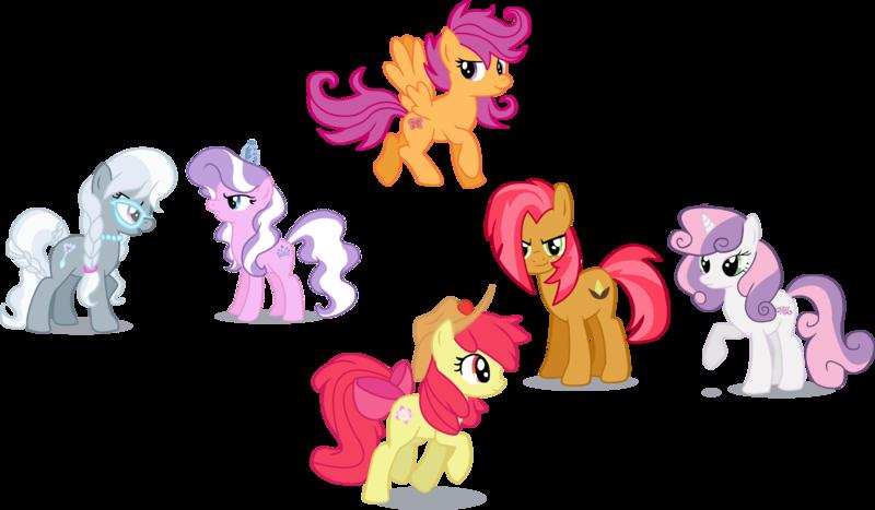 My little pony cutie mark creator