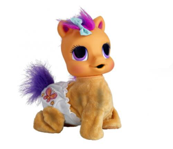 Size: 500x431 | Tagged: safe, edit, scootaloo, crawling horror, crawling newborn, empty eyes, g3.5, horror, i can see forever, irl, jesus christ how horrifying, newborn cuties, nightmare fuel, only the dead can know peace from this evil, photo, satan in pony form, so soft, toy, uncanny valley, why