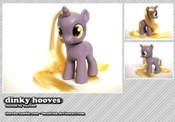 Size: 800x558 | Tagged: artist:tinrobo, brushable, custom, dinky hooves, photo, pony, safe, toy