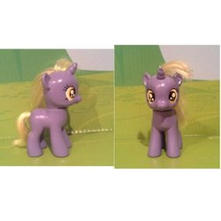 Size: 720x720 | Tagged: artist:fields4mint, brushable, custom, dinky hooves, photo, pony, safe, toy