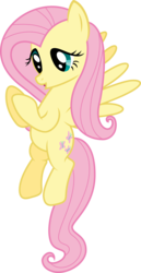 Size: 3000x5810 | Tagged: safe, artist:xpesifeindx, fluttershy, swarm of the century, simple background, solo, transparent background, vector