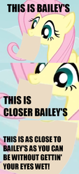 Size: 508x1127 | Tagged: safe, fluttershy, old gregg, paper, the mighty boosh