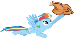 Size: 1000x496 | Tagged: chicken, edit, rainbow dash, safe, scootachicken, sleepless in ponyville