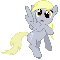 Size: 900x905 | Tagged: derpy hooves, female, mare, pegasus, pony, safe, simple background, sparkly eyes, transparent background, vector