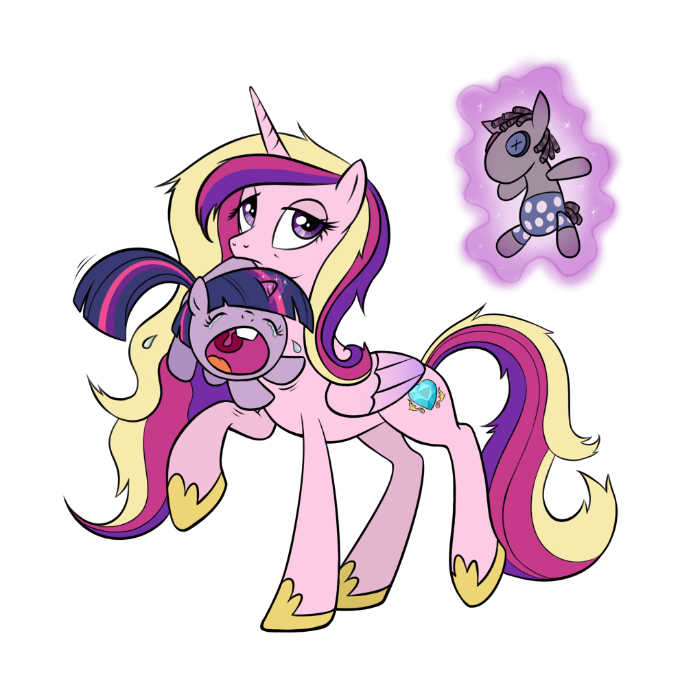 My little pony baby princess cadence - Princesse poney ...