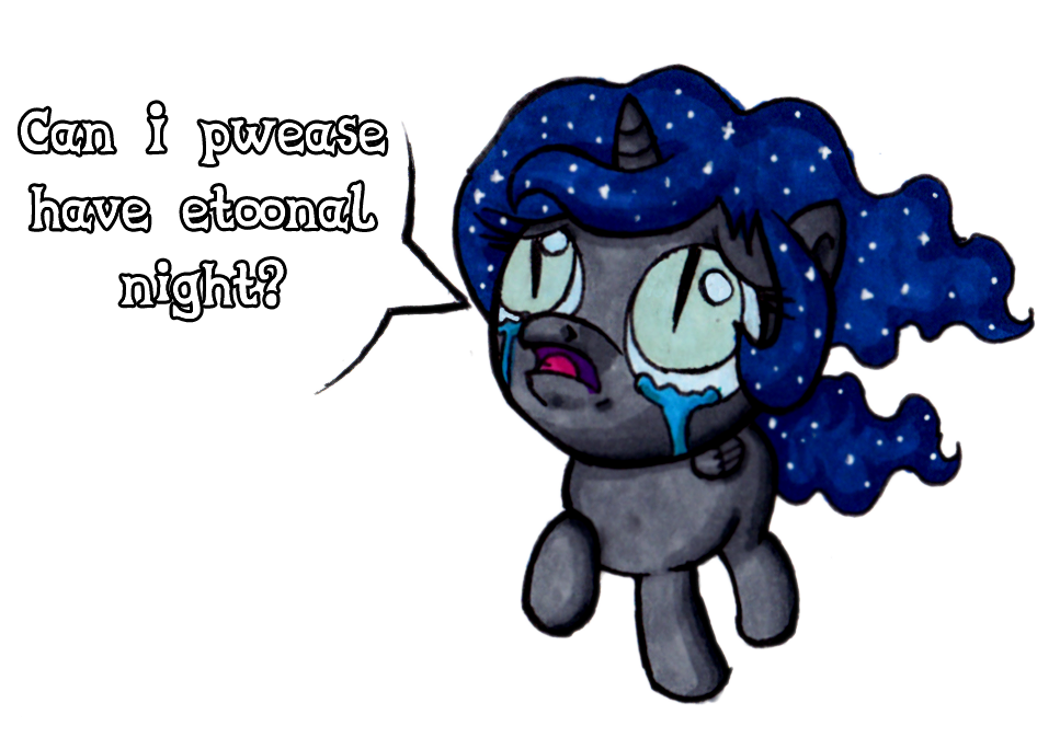 Mlp Nightmare Moon Filly | www.pixshark.com - Images ...