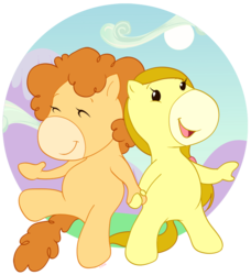 Size: 704x771   Tagged: safe, artist:c-puff, g1, takara pony