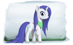 Size: 1700x1056 | Tagged: safe, artist:zlack3r, rarity, pony, unicorn, bandana, female, mare, neckerchief, raised hoof, solo, water, wet, wet mane, wet mane rarity