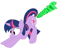 Size: 2342x1896 | Tagged: artist:dentist73548-floozy, fart, fart fetish, friendship, safe, simple background, solo, sparkles, transparent background, twilight fartle, twilight sparkle