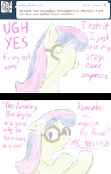 Size: 640x1000 | Tagged: artist:lamia, ask skyra and bons away, bons away, female, glasses, mare, pegasus, pony, safe, solo