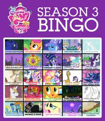 Size: 784x909   Tagged: safe, applejack, blaze, cerberus (character), cookie crumbles, derpy hooves, discord, fluttershy, hondo flanks, nightmare moon, pinkie pie, prince blueblood, princess cadance, princess celestia, princess luna, rainbow dash, rarity, scootaloo, shining armor, soarin', spike, surprise, trixie, twilight sparkle, cerberus, dragon, giraffe, pony, unicorn, a canterlot wedding, boast busters, friendship is magic, g1, hearth's warming eve (episode), hurricane fluttershy, the best night ever, the cutie mark chronicles, bingo, cookieflanks, everfree forest, female, hug, image macro, irl, male, mane seven, mane six, multiple heads, parent, photo, shiningcadance, shipping, straight, tartarus, three heads, toy, wonderbolts