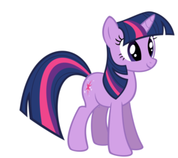 Size: 10000x8887 | Tagged: absurd res, artist:gratlofatic, female, mare, pony, safe, simple background, solo, transparent background, twilight sparkle, unicorn, unicorn twilight, vector