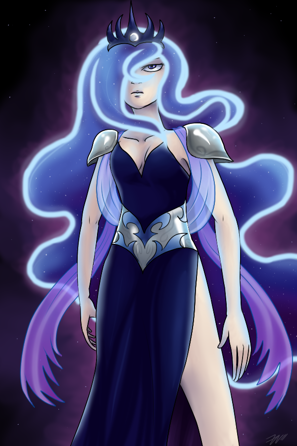 Mlp nightmare moon human