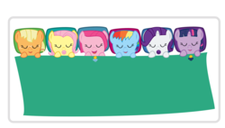 Size: 1900x1080   Tagged: safe, artist:doctorxfizzle, applejack, fluttershy, pinkie pie, rainbow dash, rarity, twilight sparkle, earth pony, pegasus, pony, unicorn, babity, baby, baby dash, baby pie, baby pony, babyjack, babylight sparkle, babyshy, blanket, foal, mane six, pacifier