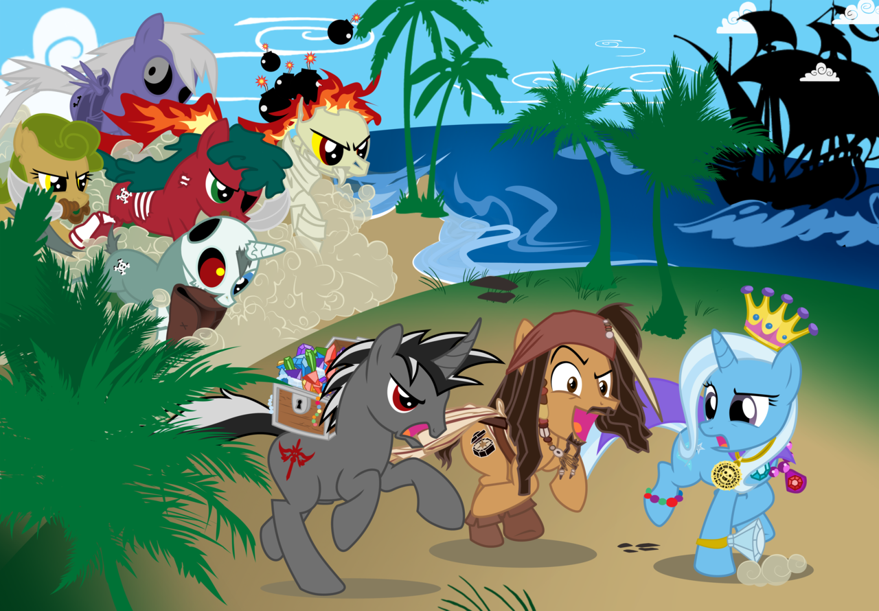 23008 artist sunley crossover jack sparrow oc pirates of the