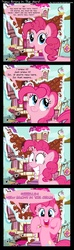 Size: 789x2659 | Tagged: artist:toruviel, comic, fourth wall, pinkie pie, safe