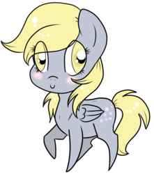 Size: 900x1017 | Tagged: artist:rannarbananar, derpy hooves, female, mare, pegasus, pony, safe, simple background, solo, transparent background