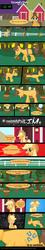 Size: 785x4387 | Tagged: safe, artist:despisedandbeloved, applejack, caramel, comic:caramel's story, carajack, comic, cutiespark, female, male, shipping, straight