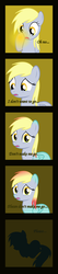 Size: 1024x4836 | Tagged: artist:misteraibo, derpy hooves, female, mare, pegasus, pony, regeneration, sad, safe, vector