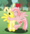 Size: 2257x2488 | Tagged: safe, artist:the-mystery-of-doom, pegasus, pony, bunny ears, giggles, happy tree friends, high res, ponified
