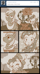 Size: 600x1100 | Tagged: safe, artist:madmax, big macintosh, pinkie pie, earth pony, pony, madmax silly comic shop, comic, male, pinkie promise, pinkiemac, shipping, stallion, straight