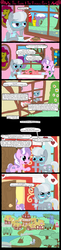 Size: 1024x4200 | Tagged: artist:ficficponyfic, comic, comic:the pirate and the princess, diamond tiara, safe, silver spoon, tea party