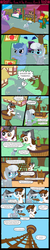 Size: 1024x5145 | Tagged: amethyst star, archer (character), artist:ficficponyfic, comic, comic:the pirate and the princess, pipsqueak, safe, silver spoon